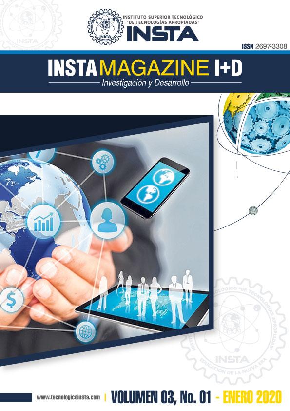 Ver Vol. 3 Núm. 1 (2020): Revista Insta Magazine I+D